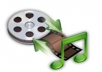 I will easily create HIGH QUALITY audio file of any movie file you want to convert. Just send me the link of the file and i will take care of the rest :)
