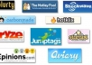 give you a list of 500 social networking sites