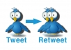 Get you more than 200 RETWEETS, by real people on real profiles so order now and get 200++ real retweets just