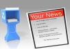 get your press release on Google News
