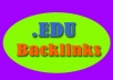 get edu backlinks Free, Dont buy edu backlinks, UNLIMITED free edu backlinks with anchor text links for your sites