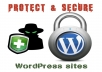 Secure your Wordpress site or Blog with 30 Essential Security Tweaks