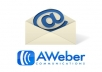 setup and customize your Aweber form on your website