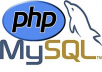 make custom and professional PHP/SQL Scripts and Applications