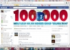 give you 500,000 REAL ACTIVE facebook friends in less than 24 hours
