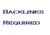 backlinks to my website and blog.