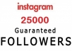 get 35000 AUTHENTIC instagram followers to your account and without password