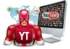 provide you UNLIMITED real youtube video views