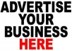 advertise your website, affiliate link, fanpage - 5 TIMES - to more than 13,000 people