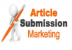We will spin and submit your article to 7,000 article directories. This insures the mostmost quality and trageted traffic to you site. Full Report of the approved articles. This will get you some of that Google Love.