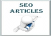 give you 1481 PLR SEO Articles
