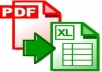 convert pdf to excel every 6 page