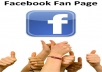 give you 300+ Facebook likes/fans on your Fan page and I will Promote your Page or website to 10,000 facebook Users.