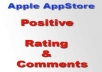 rate your paid appstore ipad/iphone app