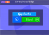 I will create a flash multiple choice quiz that can be embedded on a website, played with swf player or used as a standalone air application. It is a fully animated quiz application and It uses a trendy and attractive user interface. You can add pictures, animations and links to your website.