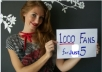 give you 1000 to 1200+ facebook page likes with in 24 hours