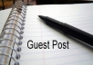 post your 2 Articles on my High PR Blog as Guest Post