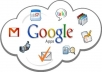 provide you with two free Google Apps account for any domain you own so you can have a professional @yourdomain business email presence