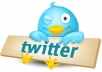 give you 500+ Real HUMAN Twitter Followers with out admin access, No fakes, No BOTs all human Folowers just