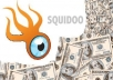 create more than 1000 high PR backlinks for your squidoo lens to crush your competitors resulting in more traffic and sales
