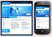 give you 400 templates landing pages of mobile