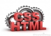 I am web developer. I have good knowledge of coding html and css pages. I am working in this field for quite long time and able to quickly edit html and css pages.