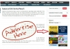 place your ad on my pr4 high traffic website for 7 days