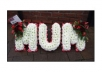 grow Grass or arrange flowers With Your Name/Company Name/Logo/Birthday Wishes