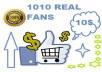 provide 1010 Facebook 100% Genuine Fans on Page