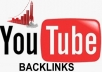 create 60+ PR9 backlinks from YOUTUBE videos in your niche