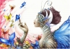 give you an oracle card guidance reading