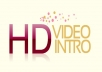 create an HD video intro for your business
