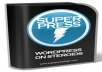 give you WP Superpress plugin