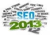 Show You the Best SEO 2013 Methods