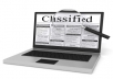 Do classified ad submission to 10 High PR classified sites, manually