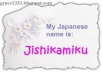 create japanese, chinese and korean NAME for you within 24 hours