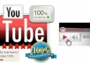 give 4444+ views and 30 likes to your youtube video