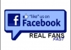 give you 50 Facebook Likes in 24 hours