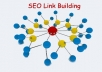 Dominate GOOGLE with 1000 Verified Quality Backlinks for your website from High Ranking Sites