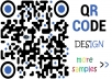 design a unique style for QR code
