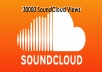 give you 30000 views between a single or multiple tracks on your SoundCloud in 1 day