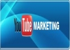 Give You Complete Youtube Marketing System