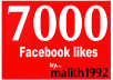 add [EXPRESS] 7000+ real looking facebook likes  to your facebook page in less than 48 hours without admin access only