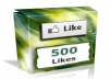 add 500+ quality real looking Fans / Likes to your Facebook Fanpange within 48 Hours