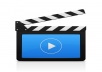 make 2 high impact 30 sec videos promoting your website/blog