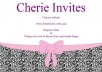 make personalised invitations for any occasion, 5