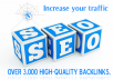 submit your blog/website to 2,500 quality search engines and backlinks directories