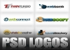 make a psd logo for your business