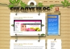 create awesome blog in 48 hours