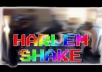 make your website do the popular Harlem Shake